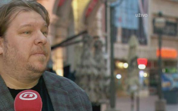 Vedran Jakominić, predsjednik Udruge ugostitelja Kvarnera i Istre