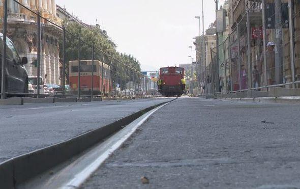 Obnova pruge koju koristi riječka luka (Foto: Dnevnik.hr)