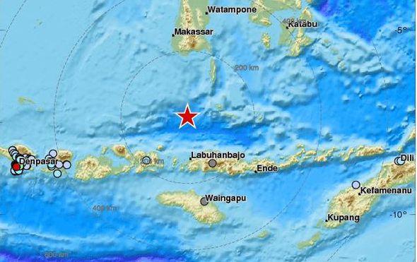 """Još jedan potres pogodio Indoneziju: Nekima se njihala kuća, a drugima je bio """"super dobro iskustvo"""""""