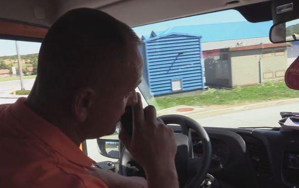Vozač, HAC (Foto: Dnevnik.hr)