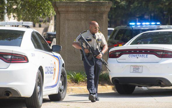 Policija na mjestu događaja (Foto: TheAdvocate)