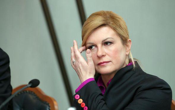 Predsjednica se oglasila o prijetnjama Pupovcu: ''Tražim da se utvrdi tko i zašto stoji iza toga''
