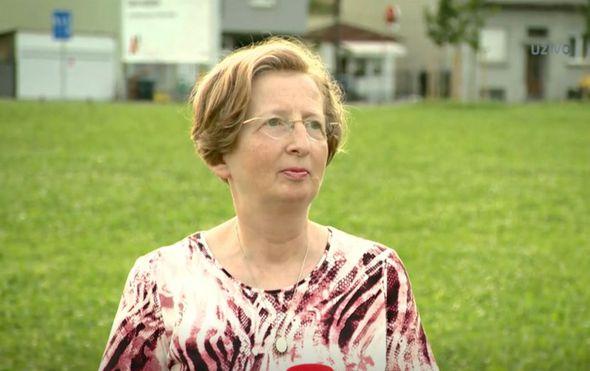 Alemka Markotić, ravnateljica Klinke za infektivne bolesti Dr. Fran Mihaljević
