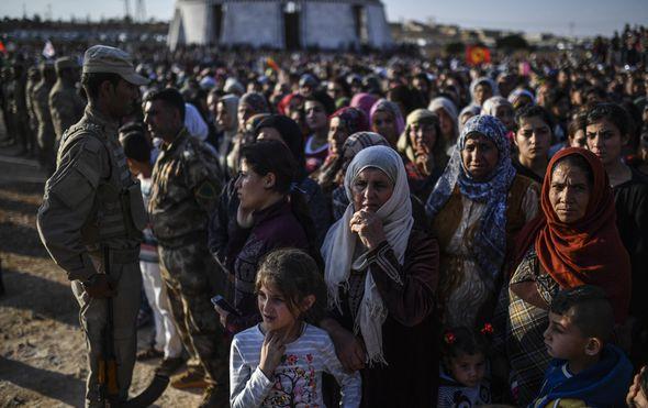 sef njemacke obavjestajne sluzbe zene i djeca pripadnika islamske drzave sigurnosna prijetnja njemackoj