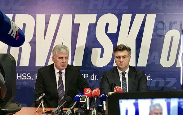 plenkovic u mostaru ne postoji pravni temelj da logorasi tuze hrvatsku