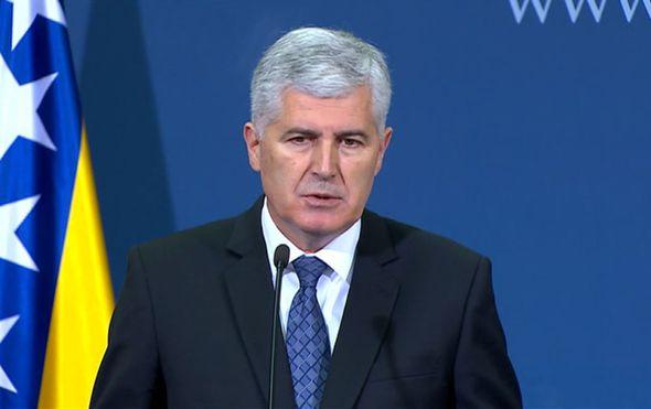 Dragan Čović (Foto: Dnevnik.hr)