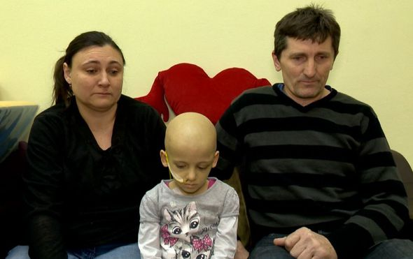 posljednja nada za lijecenje male kristine pokrenuta humanitarna akcija za skupu terapiju u spanjolskoj