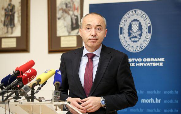 ministar damir krsticevic i general mirko sundov predstavili kljucna postignuca morh a i osrh