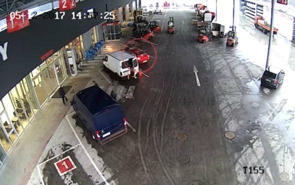 halo kamo ste krenuli vozaci vilicara sjajnom reakcijom sprijecili bijeg pljackasa