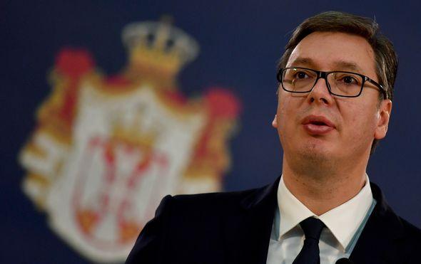 Aleksandar Vučić (Foto. AFP)