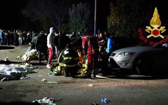Šestero mrtvih i 120 ozlijeđenih u stampedu u noćnom klubu u Italiji: Paniku izazvao suzavac?