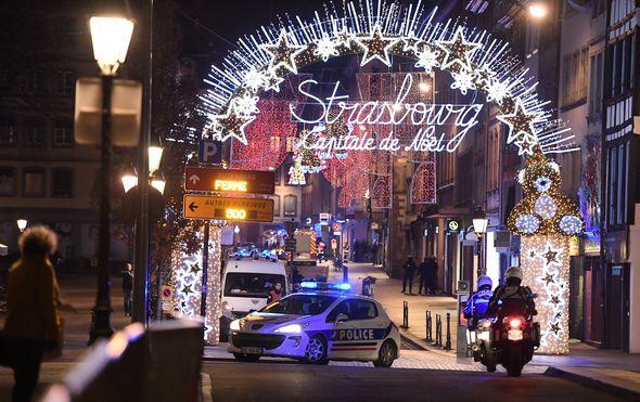 Strasbourg nakon pucnjave na božićnom sajmu (Foto: AFP)