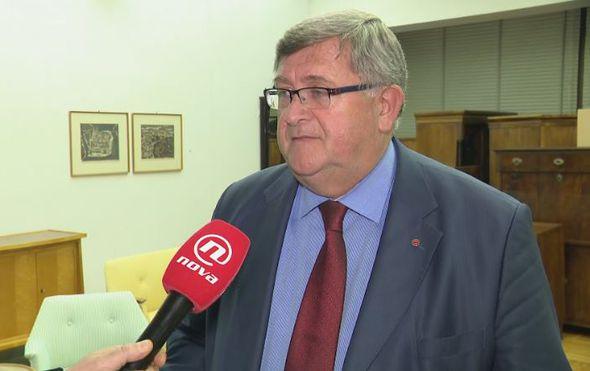Gradonačelnik Rijeke Vojko Obersnel (Foto: Dnevnik.hr)