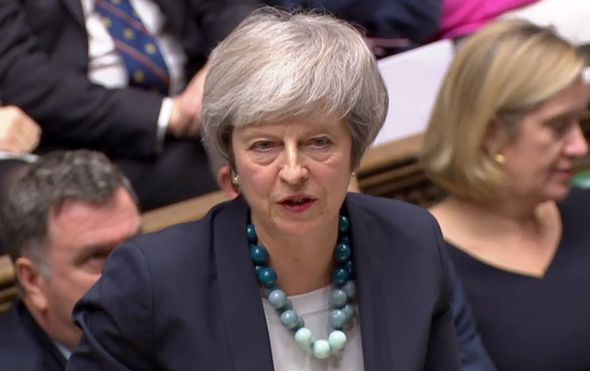 Theresa May (Foto: AFP)