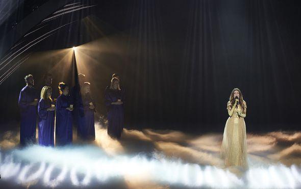 Supertalent 2018 Iva Augustinović finale
