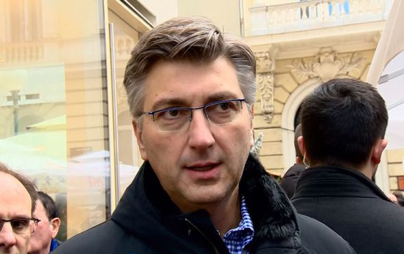 Plenković s čelnicima globalnih tvrtki zainteresiranih za poslovanje u Hrvatskoj