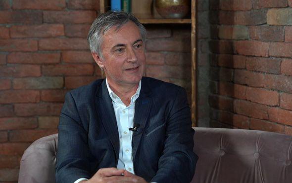 Predsjednički kandidat Miroslav Škoro