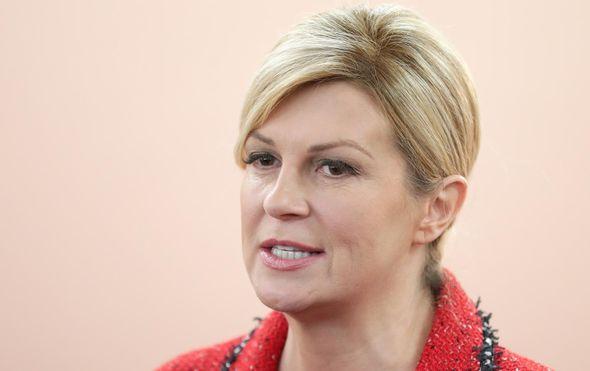 Predsjednica Kolinda Grabar-Kitarović (Foto: Igor Kralj/PIXSELL)