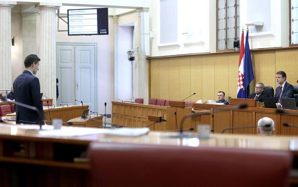 Hrvatski Sabor raspravljat će o Zakonu o otocima i korištenju europskih fondova