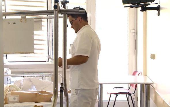 Osoblje Dubrovačke bolnice (Foto: Dnevnik.hr) - 2