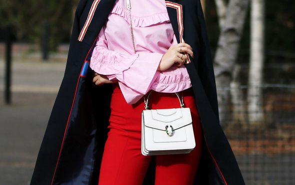 Street style kombinacija s Pariškog tjedna mode