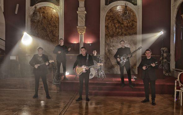 """Slavonia band nastavlja diskografsku aktivnost pjesmom """"Moja vilo"""""""