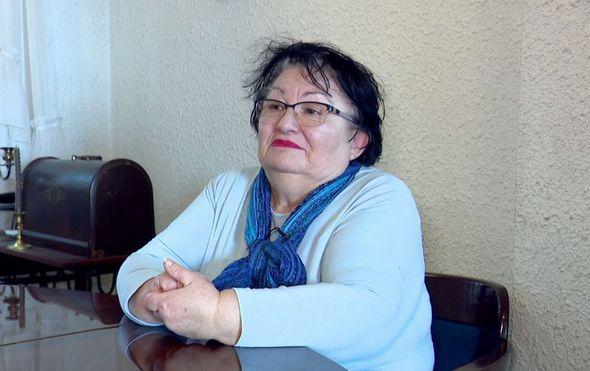 Zlata Luksetić, majka Huanita (Foto: Dnevnik.hr)