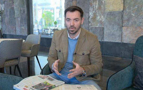 Milan Stjelja i novine