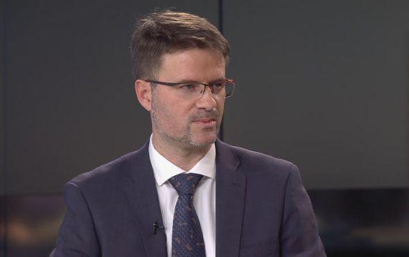 Zvonimir Savić u Dnevniku Nove TV - 1