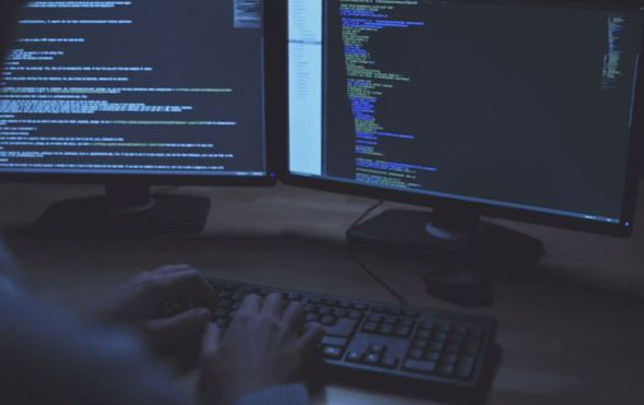 Haker za računalima