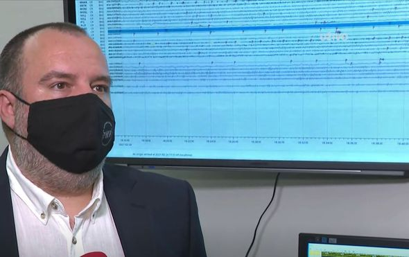 Tomislav Fiket, seizmolog