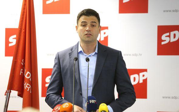 Davor Bernardić (Foto: Robert Anic/PIXSELL)