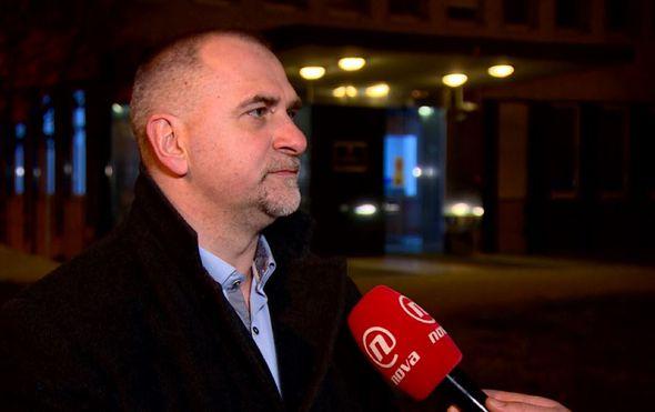 Kriminalist i stručnjak za sigurnost Željko Cvrtila (Foto: Dnevnik.hr)