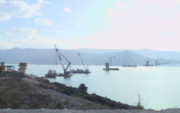 Izgradnja Pelješkog mosta - 2