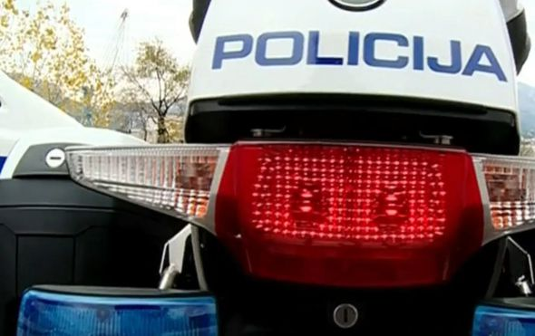 Policija, ilustracija - 1