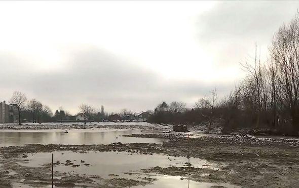 Petrinjsko Sajmište - buduće kontejnersko naselje - 2