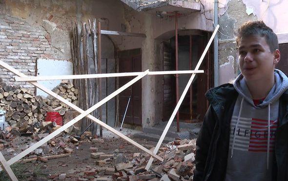 Kino Klub Sisak: Dokumentarac o potresu - 4