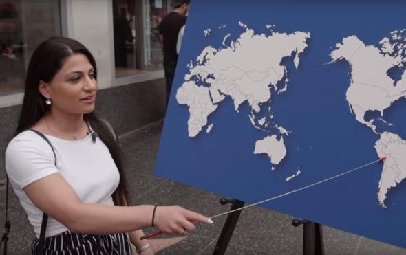 Američka geografija (Foto: Screenshot/YouTube)