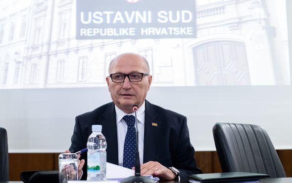 Miroslav Šeparović (Foto: Pixsell,Davor Puklavec)