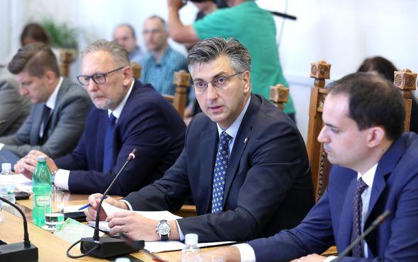 Saborski Odbor za ustav raspravlja o povjerenju novim potpredsjednicima Vlade (Foto: Patrik Macek/PIXSELL)