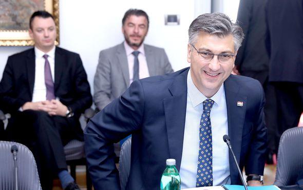 Odbor za regionalni razvoj i fondove EU raspravlja o povjerenju ministru Marku Paviću (Foto: Patrik Macek/PIXSELL)