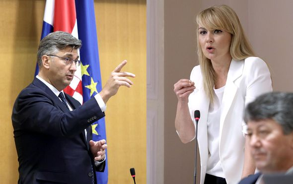 Esih tvrdi da joj je Plenković ponudio visoku poziciju u stranci, iz HDZ-a stigao odgovor