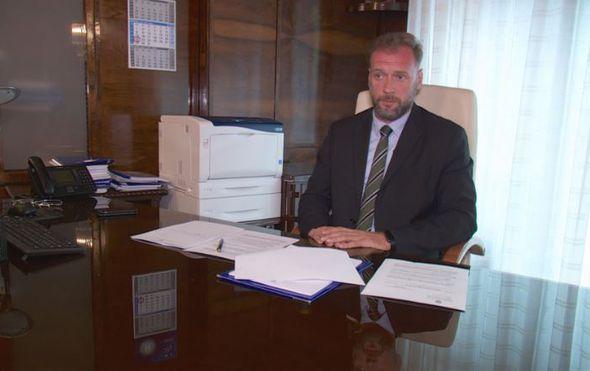 Ministar državne imovine Mario Banožić (Foto: Dnevnik.hr)