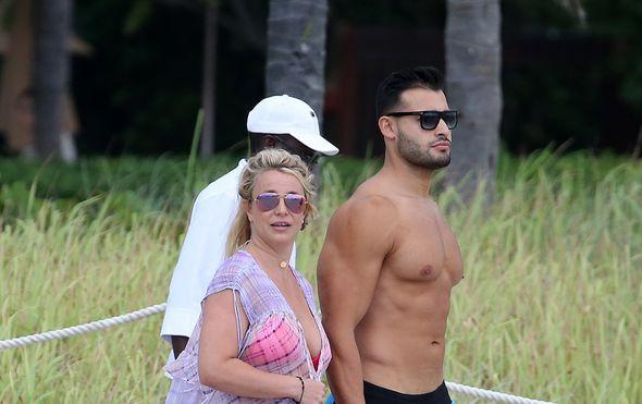 Britney Spears i Sam Asghari (Foto: Profimedia)