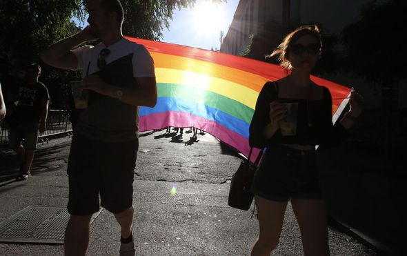 Gay pride (Foto: Ivo Cagalj/PIXSELL )
