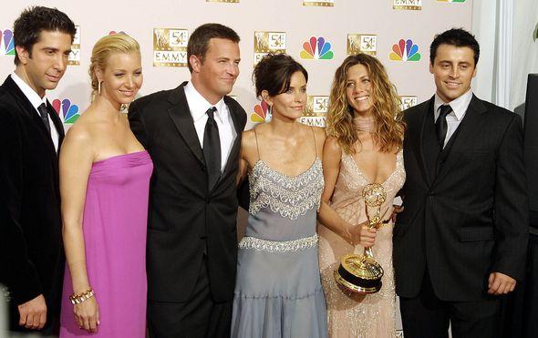 "Dobri i poslije 25 godina: Monica iz ""Prijatelja"" pokazala da se i danas druži s kolegama iz hit serije"
