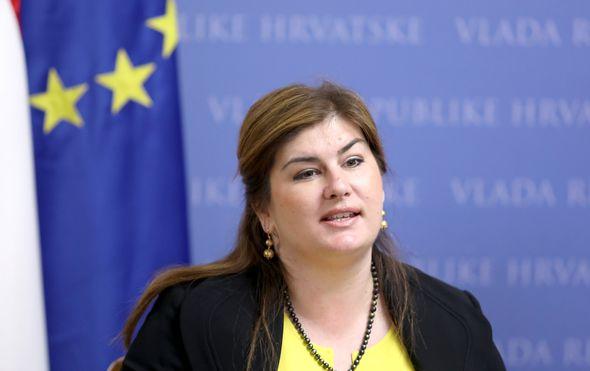 Gabrijela Žalac (Foto: Patrik Macek/PIXSELL)