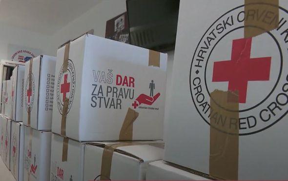 Akcija Hrvatskog Crvenog križa - 1