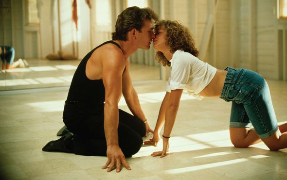 Scena iz kultnog filma \'Prljavi ples\'