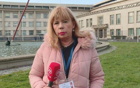 """Reporteri Nove TV iz Haaga i Srebrenice: """"U trenutku objave presude nastupila je erupcija oduševljenja, prolomio se veliki pljesak"""""""